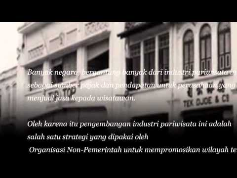 Architecture, Tourism and Conservation in Medan