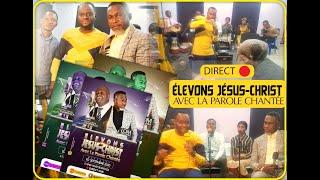 lom mwamba en direct avec le PASTEUR DAVID JUNIOR diambanza la PAROLE chantée