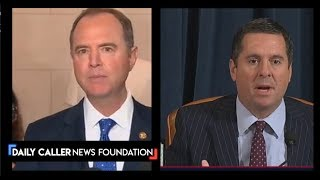 DC Shorts Nunes Calls Out Schiff For Taking Interviews During A Bathroom Break