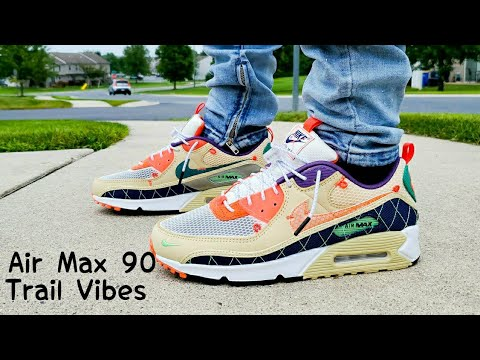 Air Max 90 Trail Vibes 2020 Unboxing & On Feet