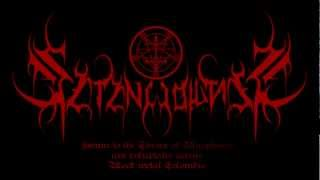 Satancrowned - Hymn to the Throne of Blasphemy