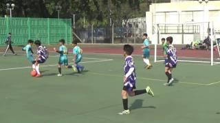 [中電盃分組賽]U12東區 vs U12東華三院冼次雲小學
