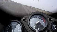 Honda CBR 900 RR top speed