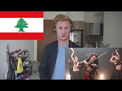 Hanine - Arabia // LEBANESE MUSIC REACTION