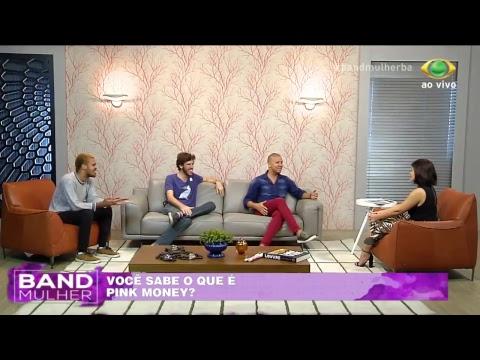 AO VIVO: Band Mulher - Pink Money