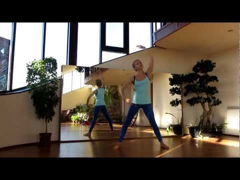 DANCE STRETCH - Растяжка в трехмерном движении