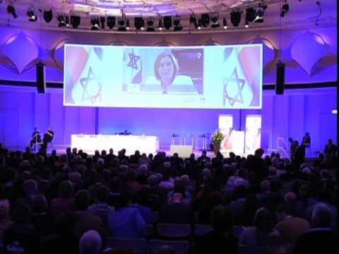 Israel Congress, Berlin, 2013
