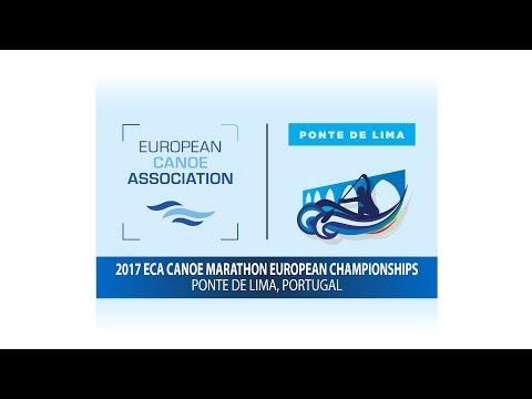 2017 ECA Canoe Marathon EUROPEAN CHAMPIONSHIPS (1st morning)
