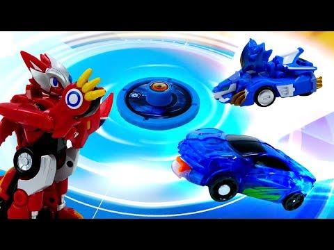 Трансформеры Дикие Скричеры VS Игрушки Монкарт. Видео для детей, крутые игрушки для мальчиков