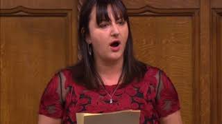 Ruth Smeeth reads anti-Semitic abuse sent in Corbyn's name