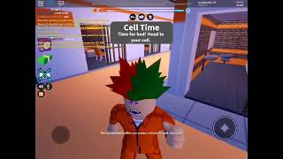 Playing roblox jailbreak/with ArtAlshiqi