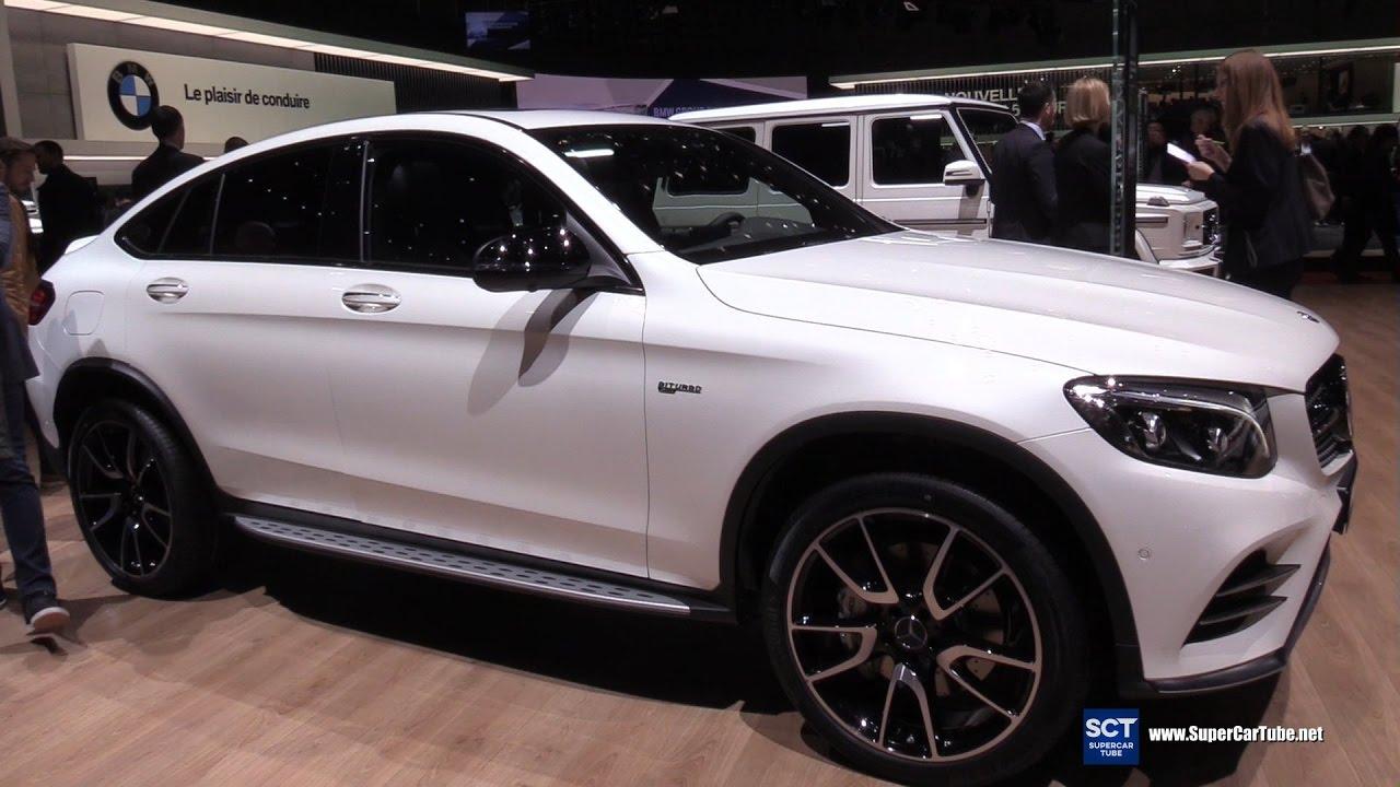 2017 Mercedes AMG GLC 43 4Matic Coupe Exterior Interior