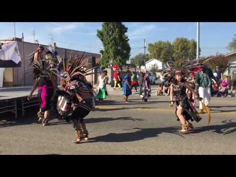 Aztec Dances (Clovis Fest 2016)