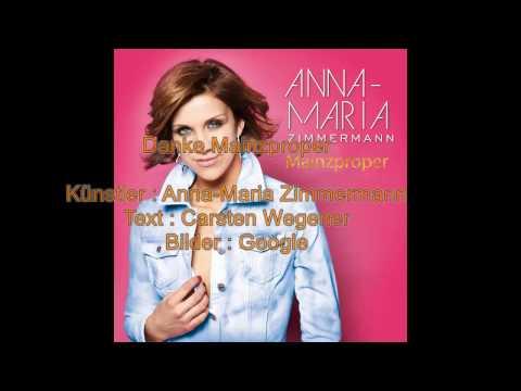 Anna Maria Zimmermann  Himmelblaue Augen Lyrics