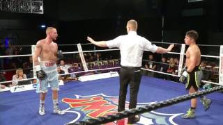 NICK BALL vs JAMIE QUINN - BBTV - Black Flash Promotions 29-7-17