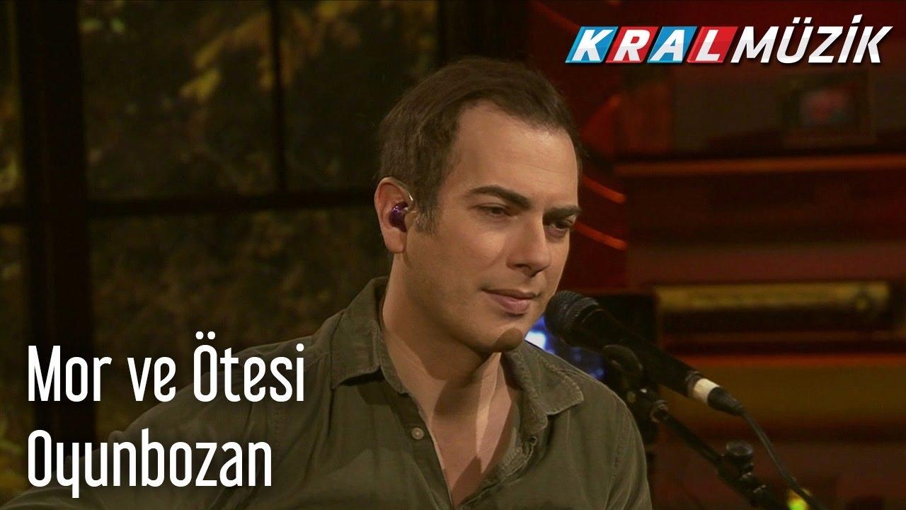 Kral Pop Akustik - mor ve ötesi - Oyunbozan
