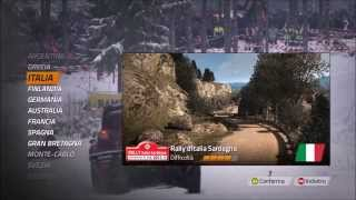 WRC 4   Gameplay ITA  Walkthrough #01   Proviamolo