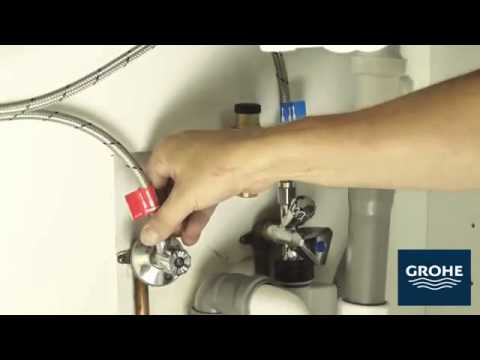 GROHE Blue® Installations video - YouTube