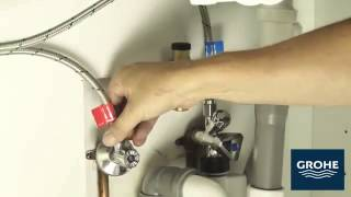 GROHE Blue® Installations video
