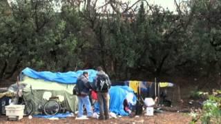 Homeless Camps Linger in California, Across US