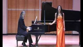 Kristina and Albert Asriyan Merkin Hall Winners AFAF NY 07