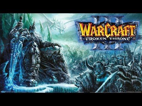 Стандартные карты для warcraft 3 frozen throne на развитие patch