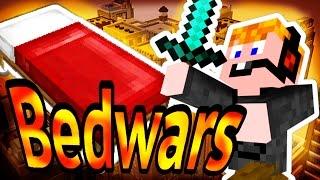 Minecraft - Bedwars [EGYEDÜL A VILÁG ELLEN!]