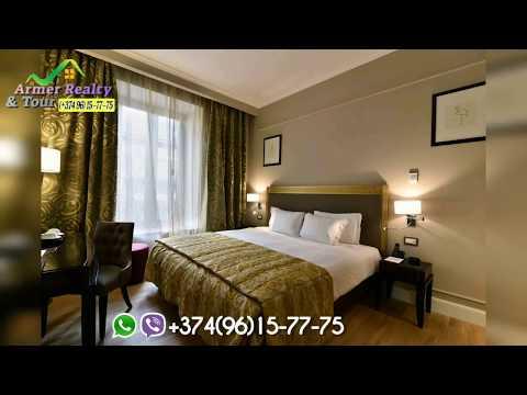 Поездка в Армению: Гостиницы Еревана #1 Grand Hotel Yerevan