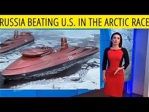 US Loosing Arctic Race: Russian Icebreakers Effectively Rule The Arctic Region