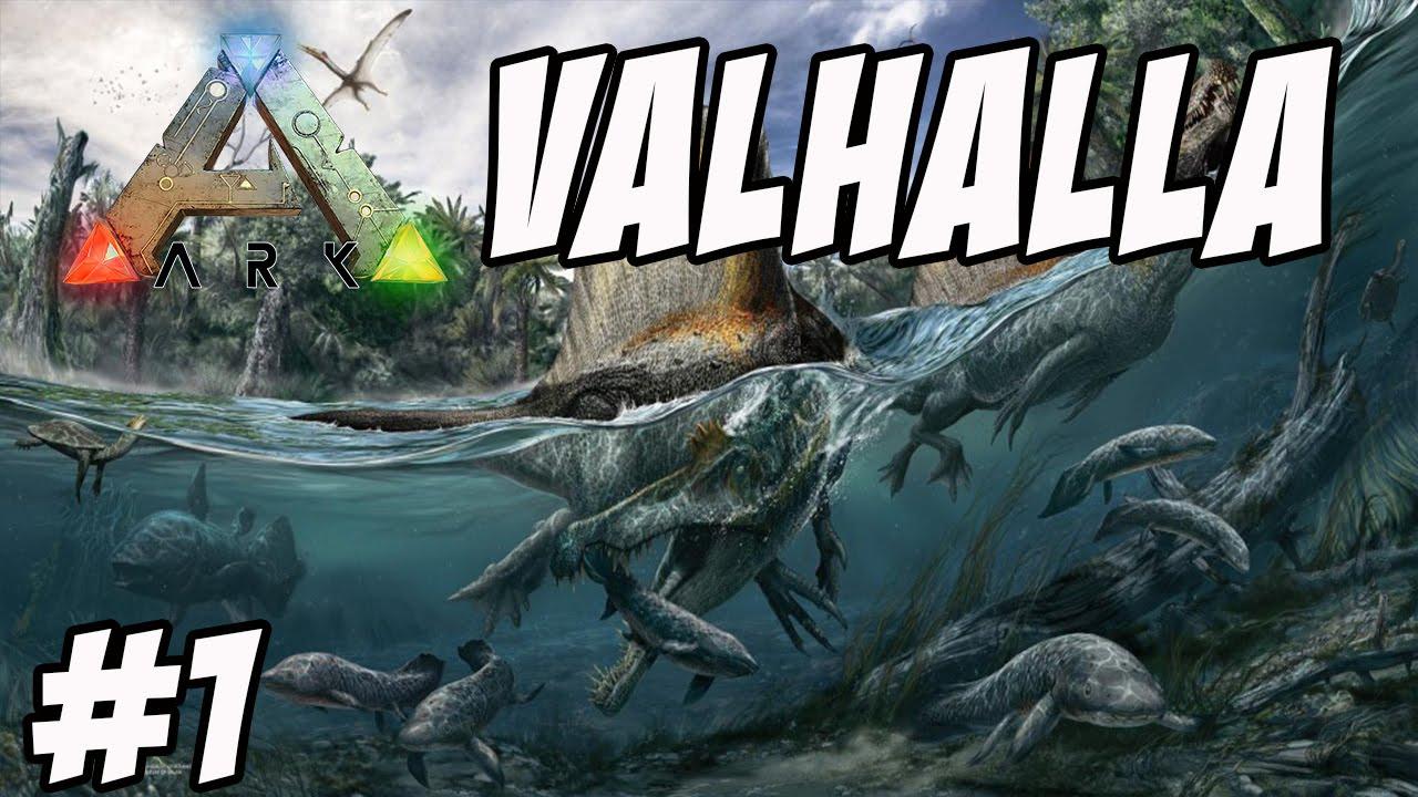 Ark Valhalla Crystal