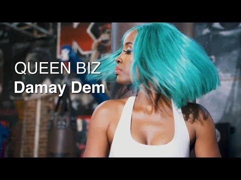 Смотреть клип Queen Biz - Damay Dem