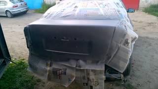 Ремонт Skoda Octavia. Часть 4.(Ремонт Skoda Octavia. Работы начиная от шпатлёвки до покраски., 2015-06-13T15:21:26.000Z)