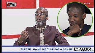 Bouba Ndour à Pape Djibril Fall: