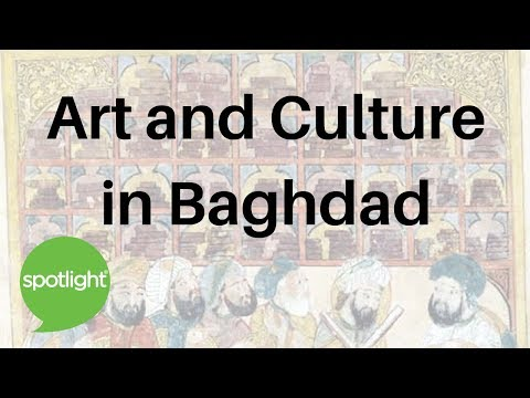 Art and Culture in Baghdad | practice English with Spotlight