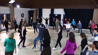 לנשום ריקוד מעגל - Linshom Dance