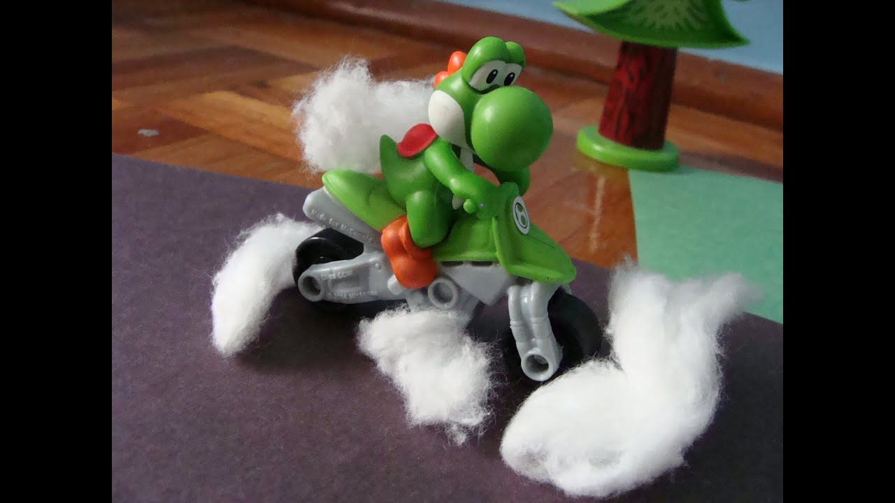 McDonald´s Collection - Mario Kart Stop Motion / Animation