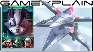 All Star Wolf Battles in Star Fox Zero