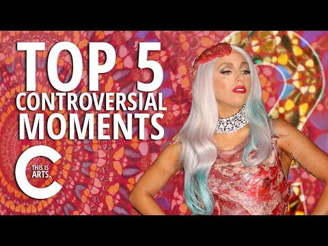 ART GONE TOO FAR? TOP 5 CONTROVERSIAL ART MOMENTS | CANVAS