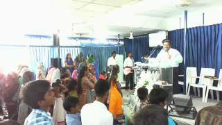 Tamil Christian HTC Church Live Worship, 24.05.2015 Www.Htcchurch.Org