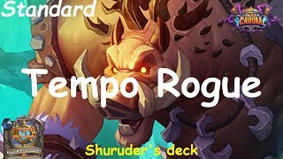 Hearthstone: Tempo Rogue #4: Boomsday (Projeto Cabum) - Standard Constructed