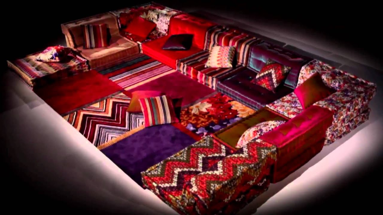 canap composable mah jong youtube. Black Bedroom Furniture Sets. Home Design Ideas