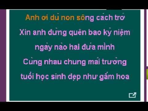 VUON TAO NGO karaoke