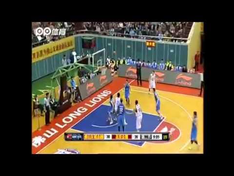 Micheal madanly vs Beijing 12-13 ميشيل معدنلي