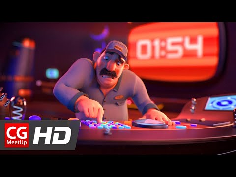 "CGI Animated Short Film ""Murphy's Law Short Film"" by Murphy's Law Team"