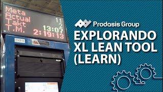 Explorando XL Lean Tool: Reportes de Learn