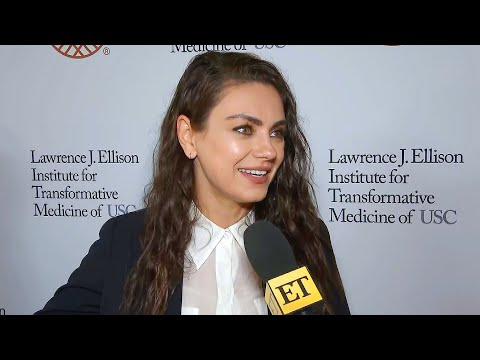 Mila Kunis Shares Her and Ashton Kutcher's Parenting Philosophy (Exclusive)