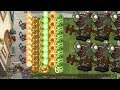 Plants vs Zombies 2 - Wasabi Whip, Pepper Pult, Jack O' Lantern