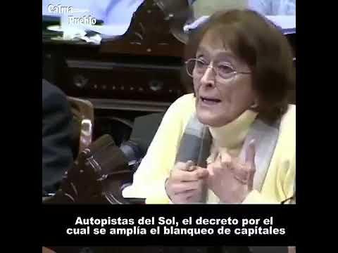 Video de Alcira Argumedo