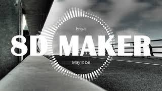 Enya - May it be [8D TUNES / USE HEADPHONES] 🎧