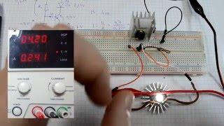 Jak zasilać LED dużej mocy? | #75 [Podstawy]